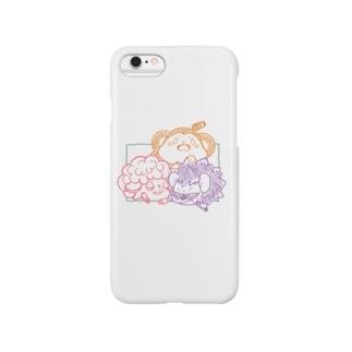 おさななじマル Smartphone cases