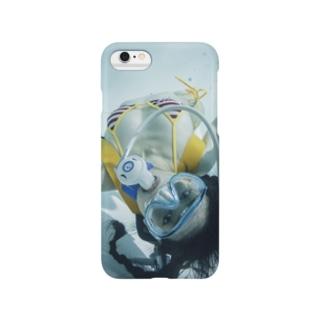 水中ニーソプラス:P54 Smartphone Case