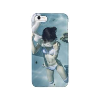 水中ニーソプラス:P42C Smartphone Case