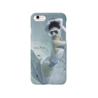 水中ニーソプラス:P22C Smartphone Case