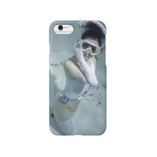 水中ニーソプラス:P22A Smartphone Case