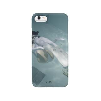 水中ニーソプラス:P20 Smartphone Case