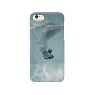 水中ニーソプラス:P19 Smartphone Case