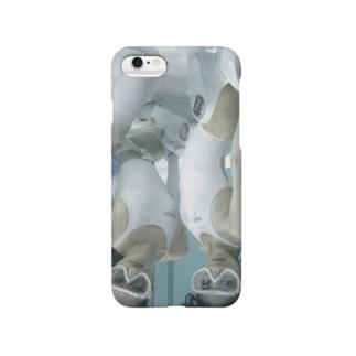 水中ニーソプラス:P18 Smartphone Case