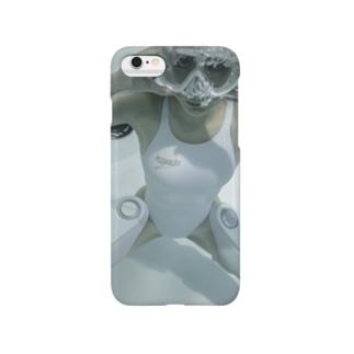 水中ニーソプラス:P16 Smartphone Case