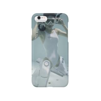水中ニーソプラス:P15 Smartphone Case