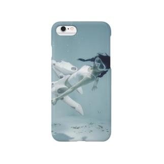 水中ニーソプラス:P10 Smartphone Case