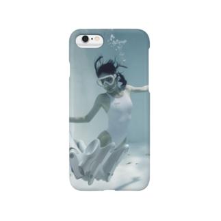 水中ニーソプラス:P07 Smartphone Case