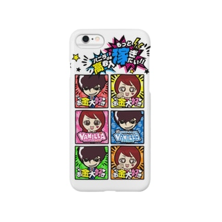 POP♥VANILLA Smartphone cases