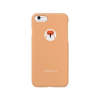 トキ orange Smartphone cases