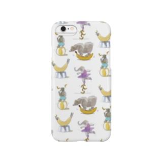 バナナサーカス団 Smartphone cases