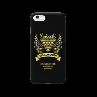 ゆかちー。のiPhone6★ケース!ゴールド風 スマートフォンケース