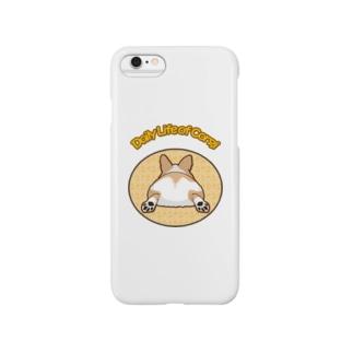 コギケツケース1 Smartphone cases