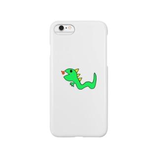 きょうりゅうへびさん Smartphone cases