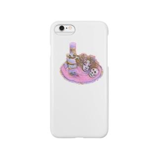 魔女の首 Smartphone cases