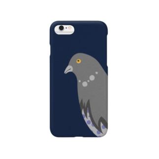 ハトiphoneケース Smartphone cases