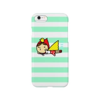 スーパー赤ずきん Smartphone cases