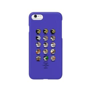 日本のチドリ Smartphone cases