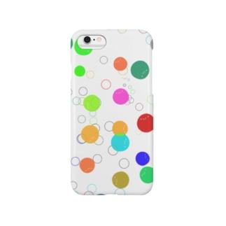 曲芸会_ぽきゃ Smartphone cases