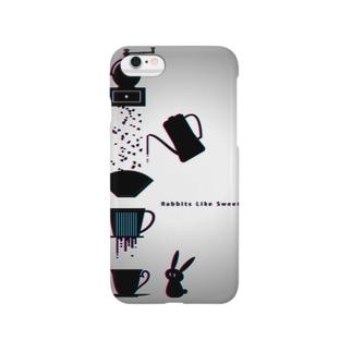 らびすいスマホケース Smartphone cases