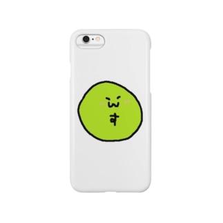 すみっこぞく Smartphone cases