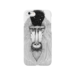 HOLY MANDRILL Smartphone cases