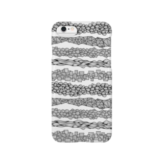 Striped pattern Smartphone cases