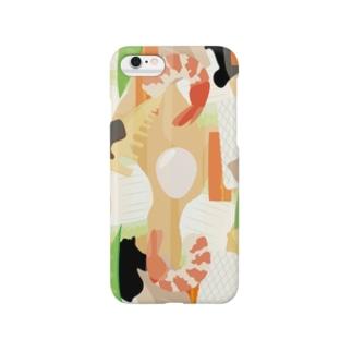 フォーリング八宝菜 Smartphone cases