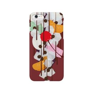 フォーリングあんみつ Smartphone cases