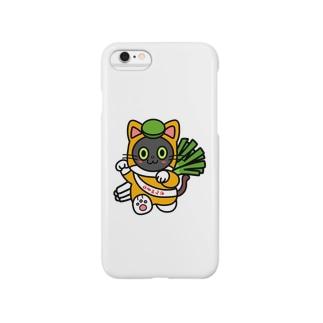 ぐんにゃちゃんシリーズ Smartphone cases