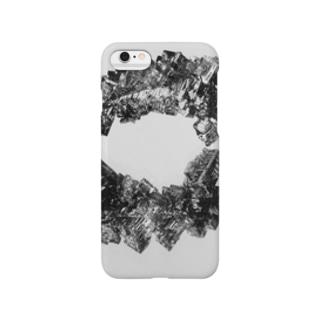 ビスマスシンメトリー Smartphone cases