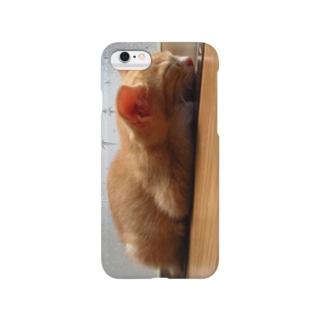 思わず微笑むケース Smartphone cases