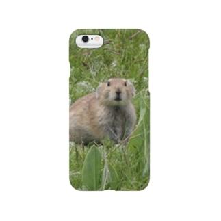 にこにこナキウサギ Smartphone Case