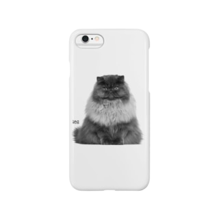 The Cat King スマートフォンケース