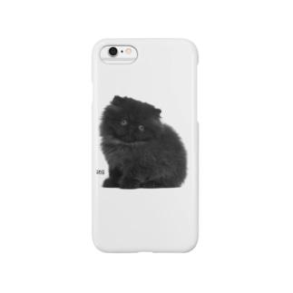 Pretty Little Kitty Cat スマートフォンケース
