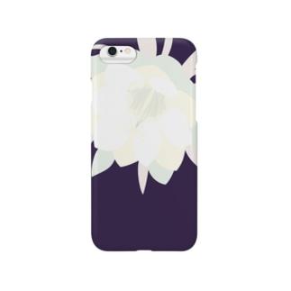 月下美人 Smartphone cases