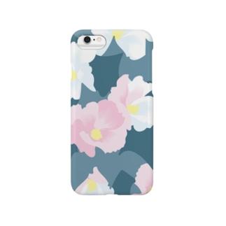 酔芙蓉 Smartphone cases
