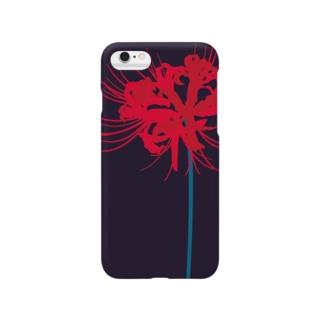 彼岸花 Smartphone cases