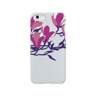 木蓮 Smartphone cases