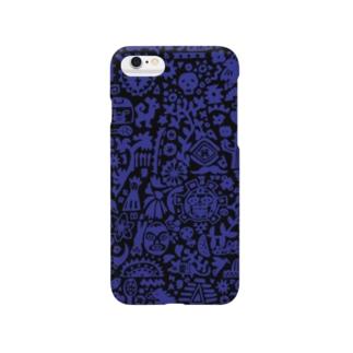 mexico blue Smartphone cases