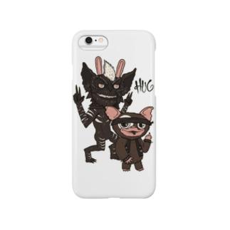HUGオフォシャルショップのBest Friends Smartphone cases