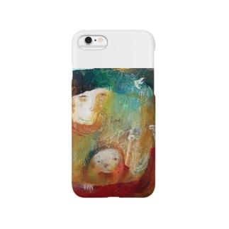 パパの願い Smartphone cases