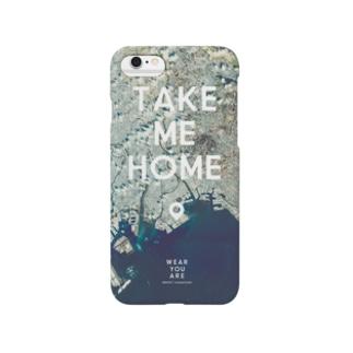 千葉県 袖ケ浦市 スマートフォンケース Smartphone cases