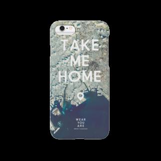 WEAR YOU AREの千葉県 袖ケ浦市 スマートフォンケース スマートフォンケース
