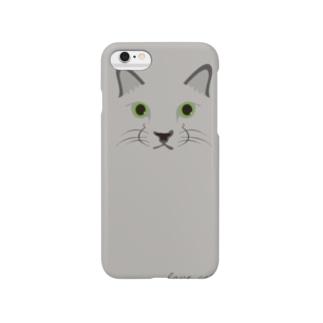 ipom_006_rosianblue Smartphone Case