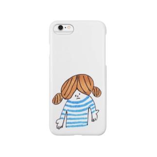 うーん Smartphone cases
