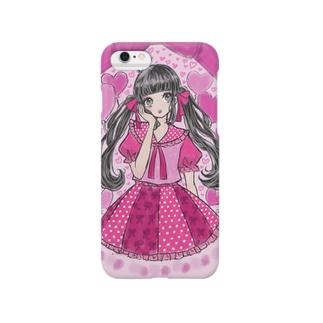 恋するおんなのこ Smartphone cases