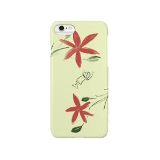 スカシユリ Smartphone cases