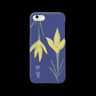 イルカの家のサフランモドキ Smartphone cases
