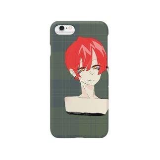 創作くん色違い Smartphone cases
